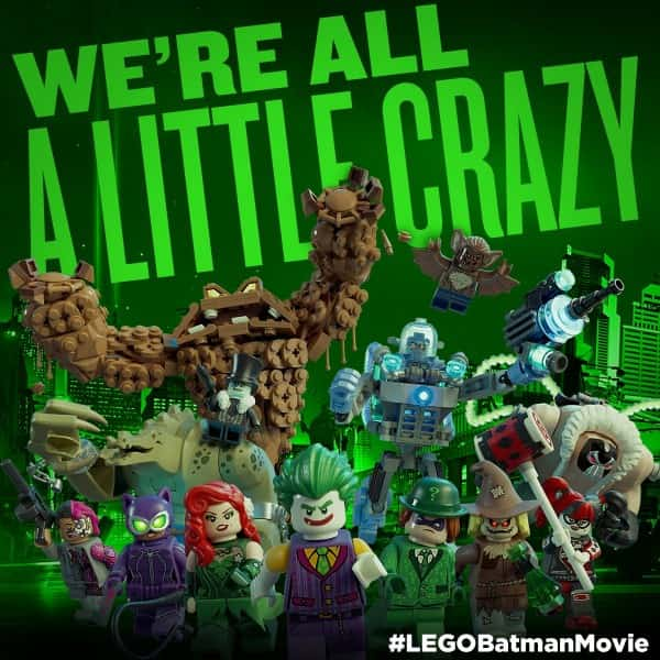 The Lego Batman Movie Review Northern Lights