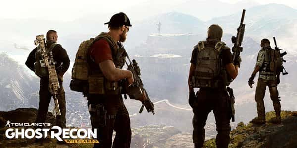 Credit: twitter @GhostRecon